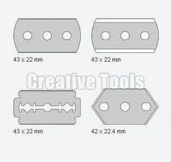 Stainless Steel Industrial Blade