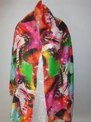 Trendy Silk Digital Printed Stole