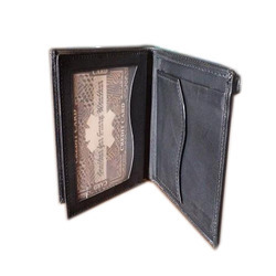 Male Kwality Gents Leather Wallets, Size: Basic