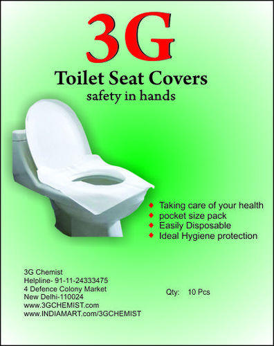 Sanitary Pad Toilet Seat Covers Retailer From New Delhi