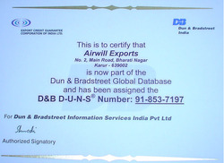 D&B Certification