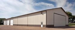 Cold Storage Shed Steel Fabrication