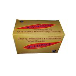 Ginseng Multivitamin And Multiminerals Softgel Capsules