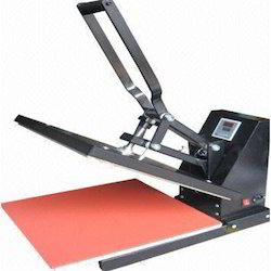 High Pressure Vertical Heat Press Machine