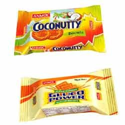 Printed Biscuit Wrappers
