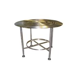 Stainless Steel Round Tables