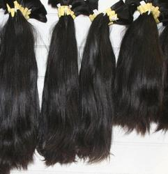 Indian Bulk Straight Hair Extension