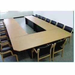 conference table - u shaped conference table manufacturer from chennai