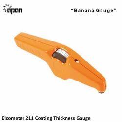 Coating Thickness Gauge - Banana Gauge
