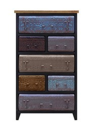 Crackle 7 Drawer Chest