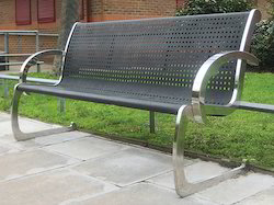 Stainless Steel Garden Benches