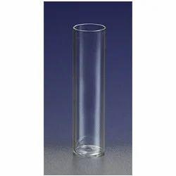 Glass Test Tube Flat Bottom