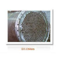 DX Type Cooling Coils