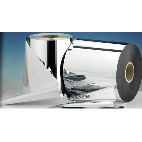 Silver Metallized Paper
