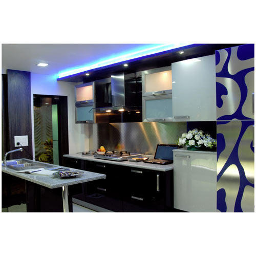 Stainless Steel Modular Kitchen Cabinets: Manufacturer Of Stainless Steel