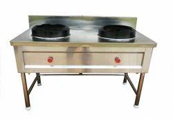 Sabari Kitchen Chinese Cooking Burner Range