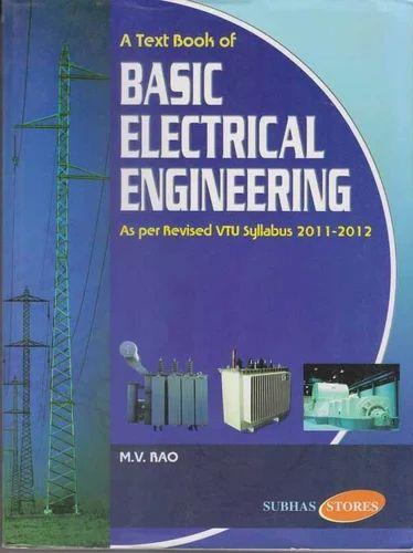 Basic Electrical Engineering Book Trendy Paper Inc Bellary Id
