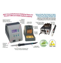 DSSLF04H High Performance 90W Digital Soldering Station