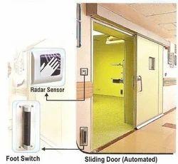 Hermetically Sealed Sliding Doors