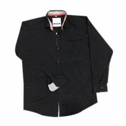Full Sleeves Plain Shirt