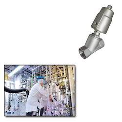 Angle Seat Valve for Chemical Industry