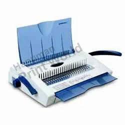 Comb Binding System Machine