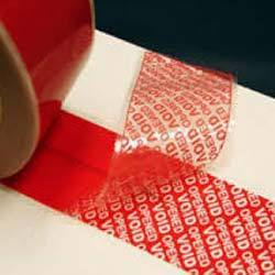 Tamper Evident Protection Tape