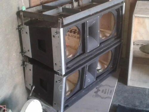 Big Instrument Flight Case & Mini SRX 18'' Speaker Box Manufacturer