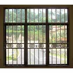 Window grill design photos in kerala for Window grill design kerala