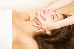 Aroma Face Massage