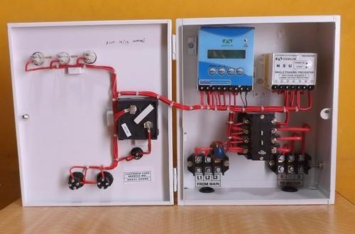 3 Phase Direct Online Panel Dry Run