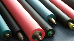 Rubber Recoating Rollers