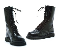 Long Army Boot