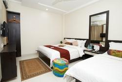 Triple Bed AC Room Services