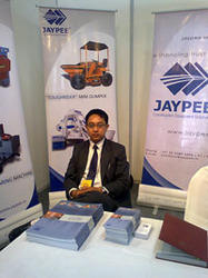 Machinery mart 2012 at Guwahati