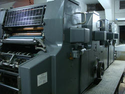 Heidelberg MOV Four Color Offset Press Printing Machines
