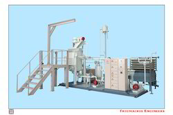 Semi-Automatic Grease Making Plant, Capacity: 1mt-10mt, 25kw, Rs
