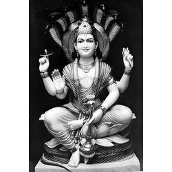 Bhagwan Laxmi Narayan Statue