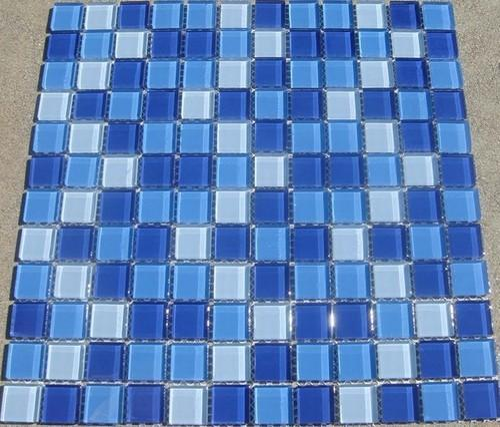 Kajaria Glass Mosaic Tile Thickness 5 10 Mm Rs 100