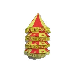 Assorted Decorate You Home with Handmade Cotton Lamp Shades, Do Not Wash With Machine