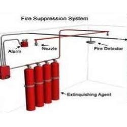 Automatic Gas Flooding System