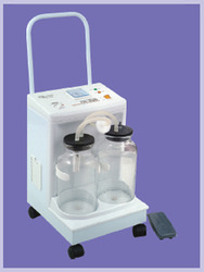 Double Bottle Suction Machine
