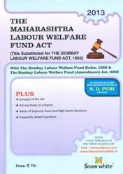 Maharashtra Labour Welfare Fund Act Consultancy Services