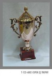 Copper Award Trophy Cup