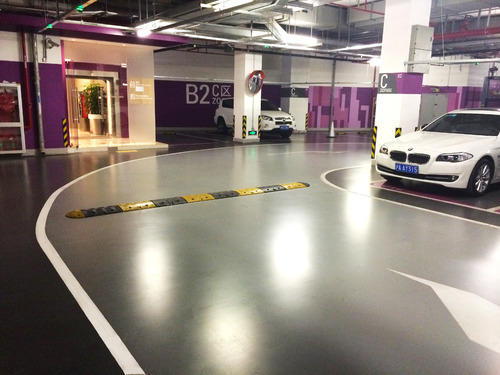 Fast Curing Car Park Coating