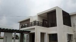 FRP Pergolas and Handrail