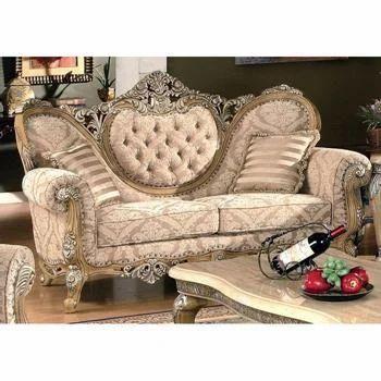 Formal Living Room Sofa Set