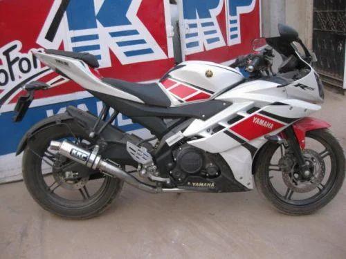 Yamaha R15 V2 / V1 Krp Exhaust Charger - Kaulson Overseas