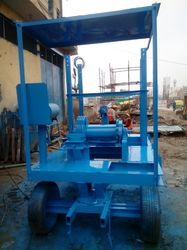 Tower Builder Hoist Machine