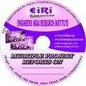83 Export Oriented Unit (100%EOU/EOU) Projects Reports in CD